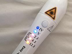 Equipamento de Laserterapia